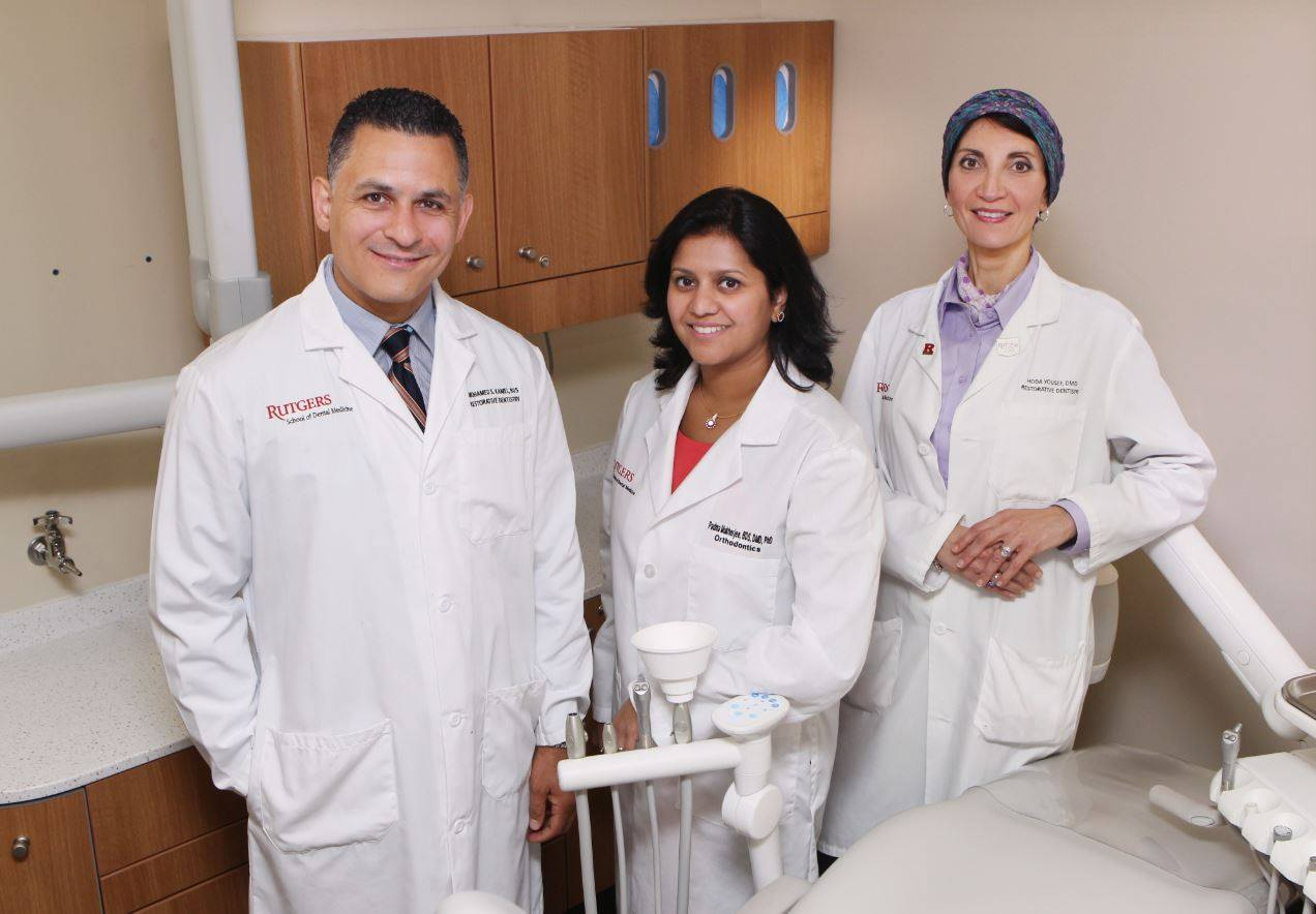 Rutgers Health University Dental Associates Hosts April 19 ...